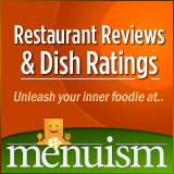 Restaurant reviews, menus, listings - Menuism